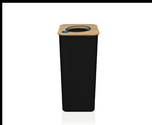 Afvalbak modulair papier
