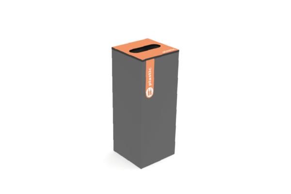 Variobin Antraciet PMD afval